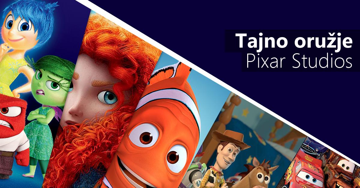 """Tajno oružje """"Pixar Studios"""" za koje svi lideri treba da znaju"""