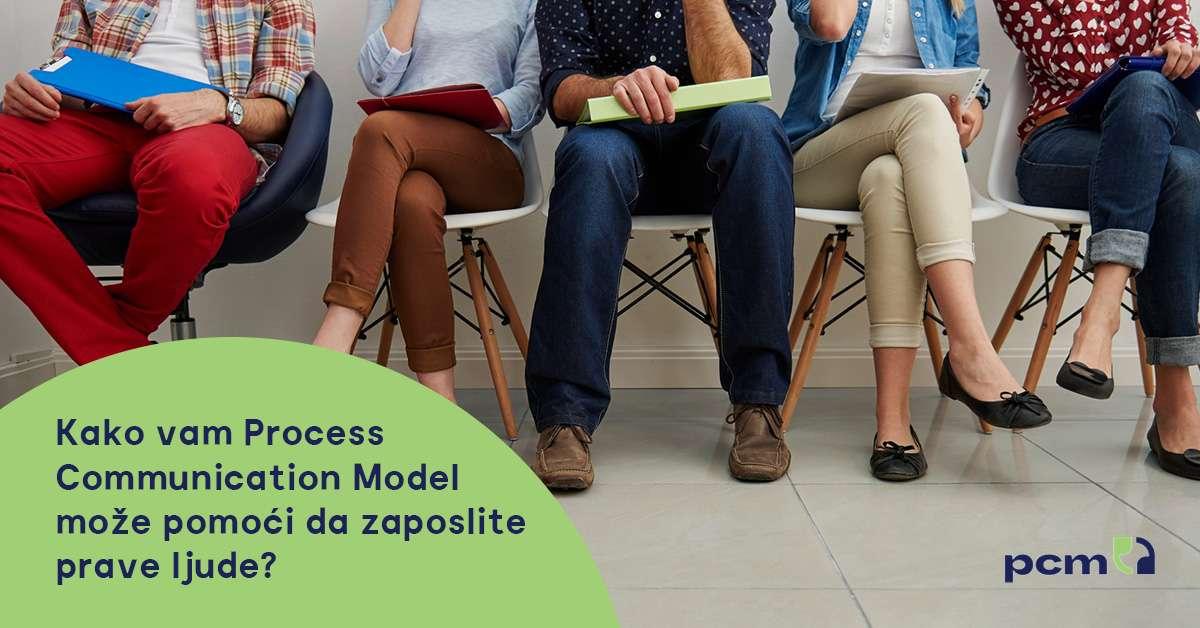 Kako vam Process Communication Model može pomoći da zaposlite prave ljude?